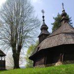Drevený kostolík Inovce, Košický kraj, Slovensko