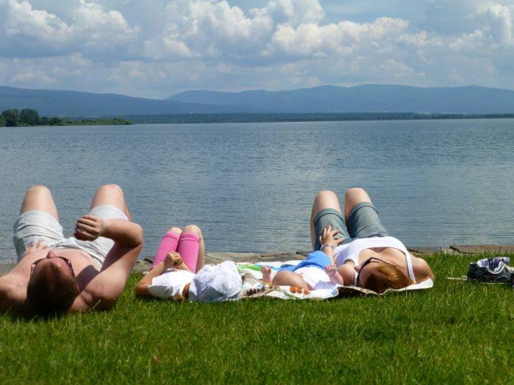 Relax na Zemplínskej šírave, Košický kraj, Slovensko