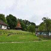 Skanzen v Humennom, Prešovský kraj