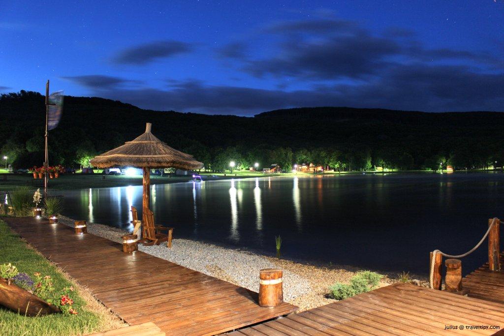 Vinianské jazero, Vinné, Košický kraj, Slovensko