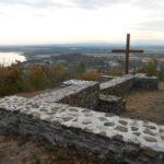 Základy kostolíka pod Senderovom, Zemplínska šírava, Košický kraj, Slovensko