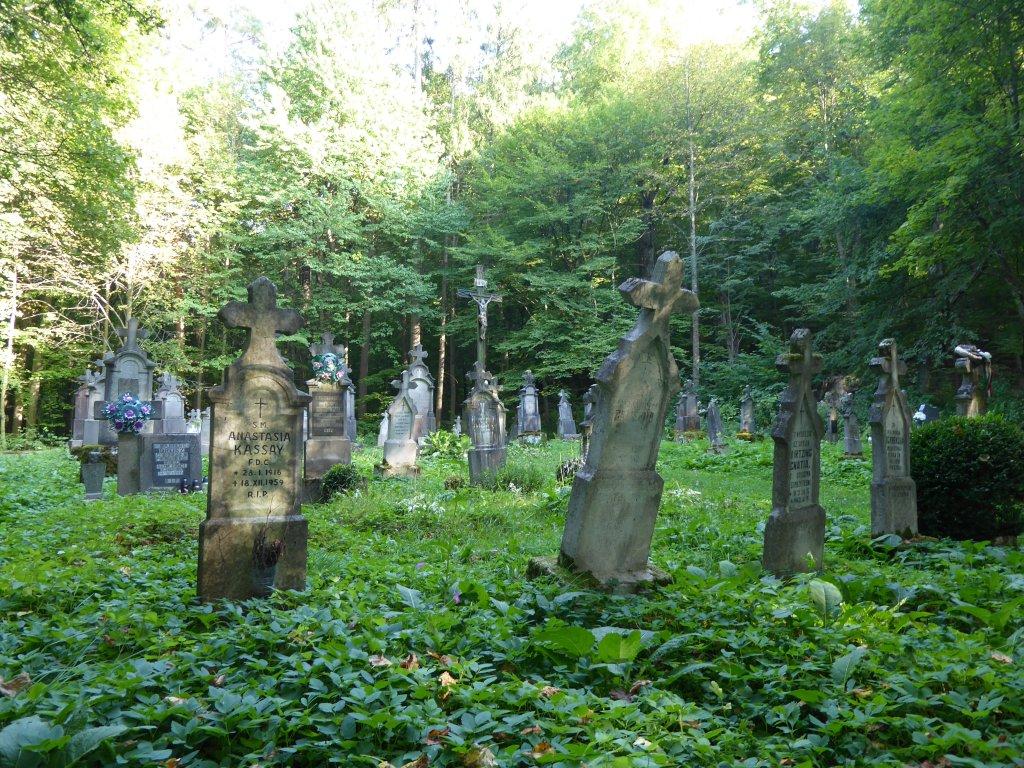 Starý cintorín, Jasov, Košický kraj, Slovensko