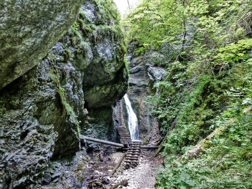 Roklina Veľký Sokol, Slovenský raj, Košický kraj, Slovensko