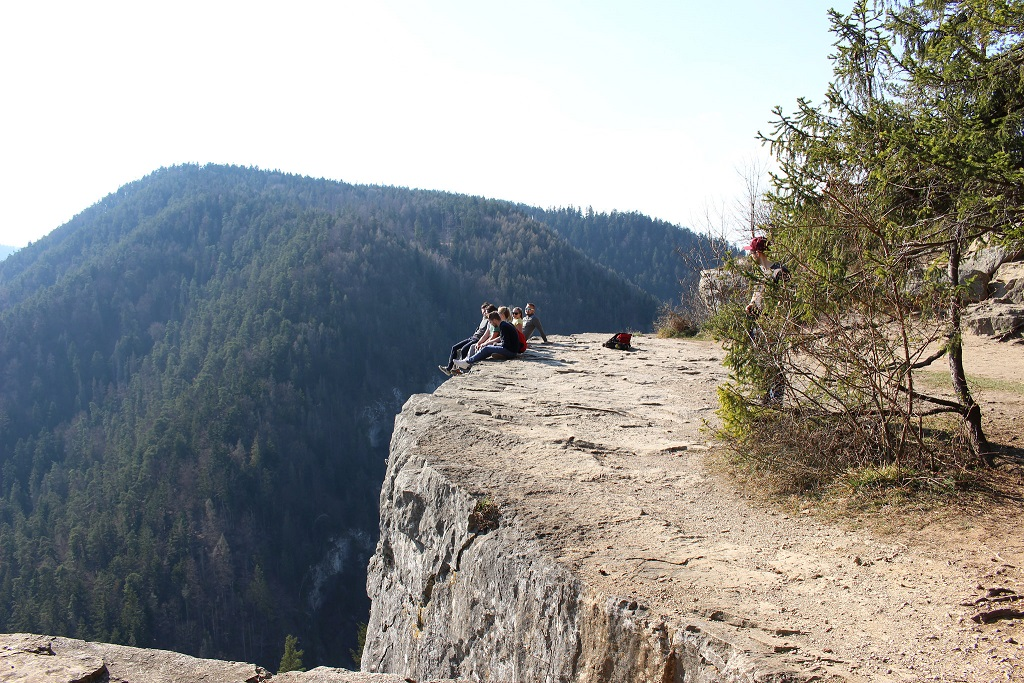Tomášovský výhľad, Slovenský raj