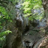 Závojový vodopád, Sokolia dolina, Slovenský raj