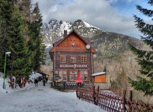 Biliková chata, Hrebienok, Vysoké Tatry, Slovensko