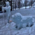 Tatry Ice Master 2018, ľadové sochy, Vysoké Tatry, Slovensko - 1