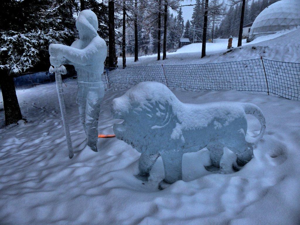 Tatry Ice Master 2018, ľadové sochy, Vysoké Tatry, Slovensko – 1