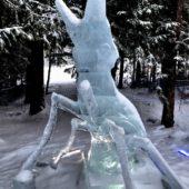 Tatry Ice Master 2018, ľadové sochy, Vysoké Tatry, Slovensko - 3
