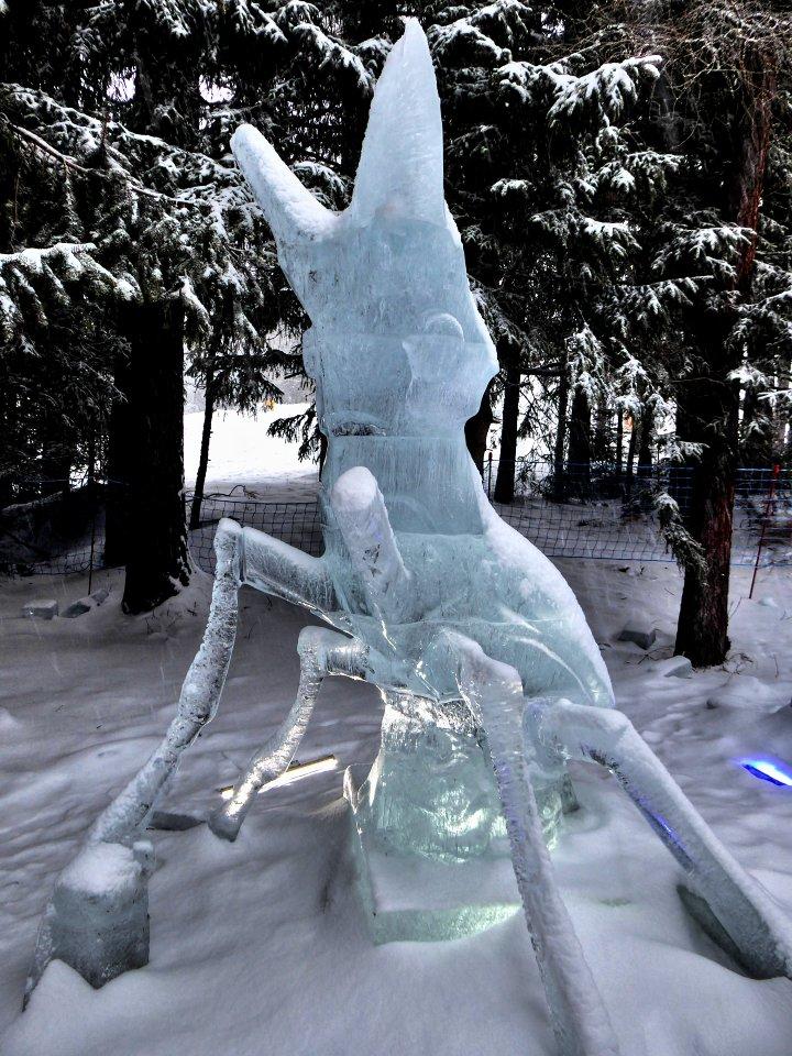 Tatry Ice Master 2018, ľadové sochy, Vysoké Tatry, Slovensko – 3