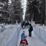 Tatry Ice Master 2018, ľadové sochy, Vysoké Tatry, Slovensko - 4