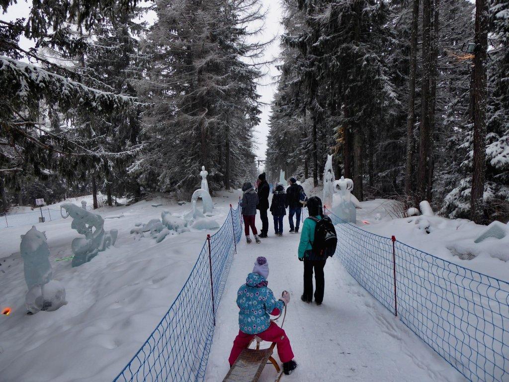 Tatry Ice Master 2018, ľadové sochy, Vysoké Tatry, Slovensko – 4