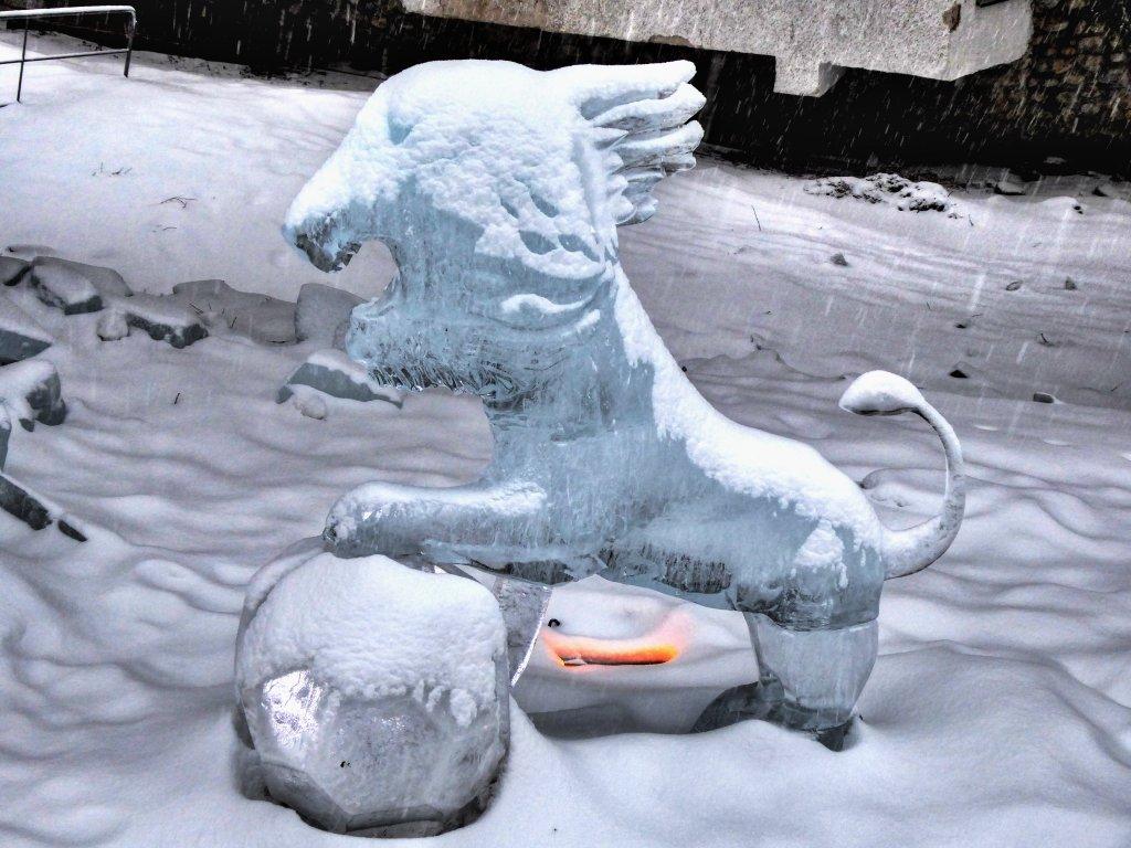 Tatry Ice Master 2018, ľadové sochy, Vysoké Tatry, Slovensko – 5
