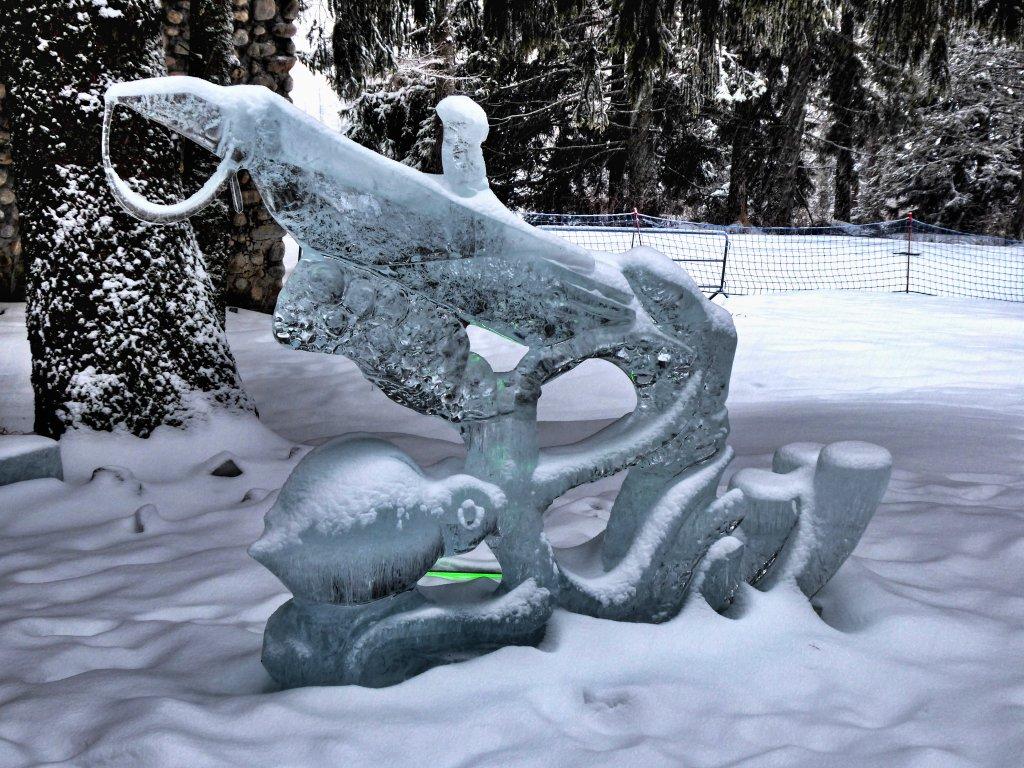 Tatry Ice Master 2018, ľadové sochy, Vysoké Tatry, Slovensko – 6