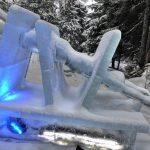 Tatry Ice Master 2018, ľadové sochy, Vysoké Tatry, Slovensko - 9