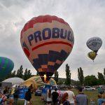 Balónová fiesta, Kam do mesta Košice
