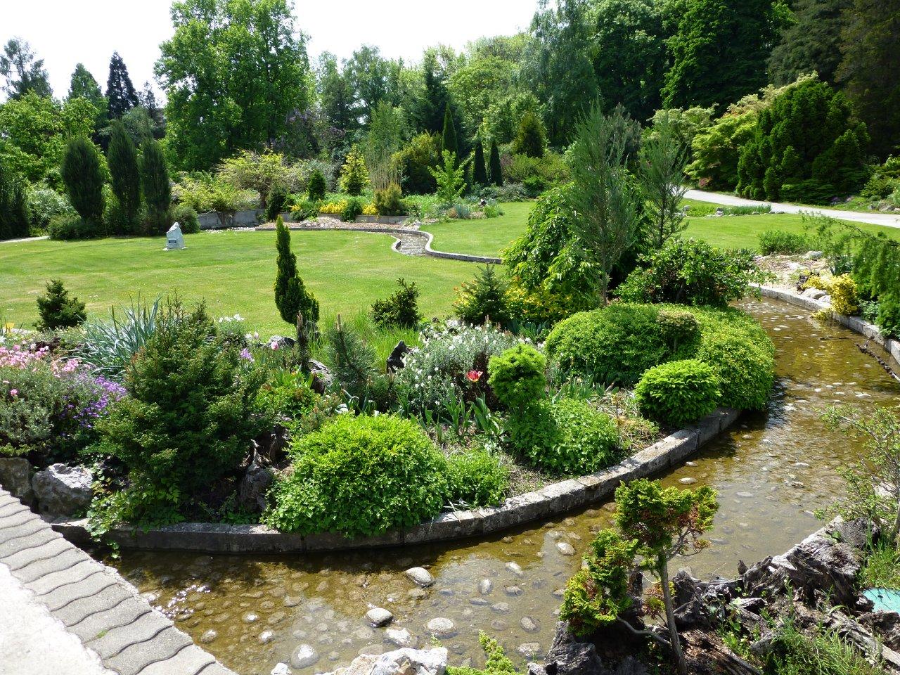 Botanická záhrada, Kam do mesta Košice