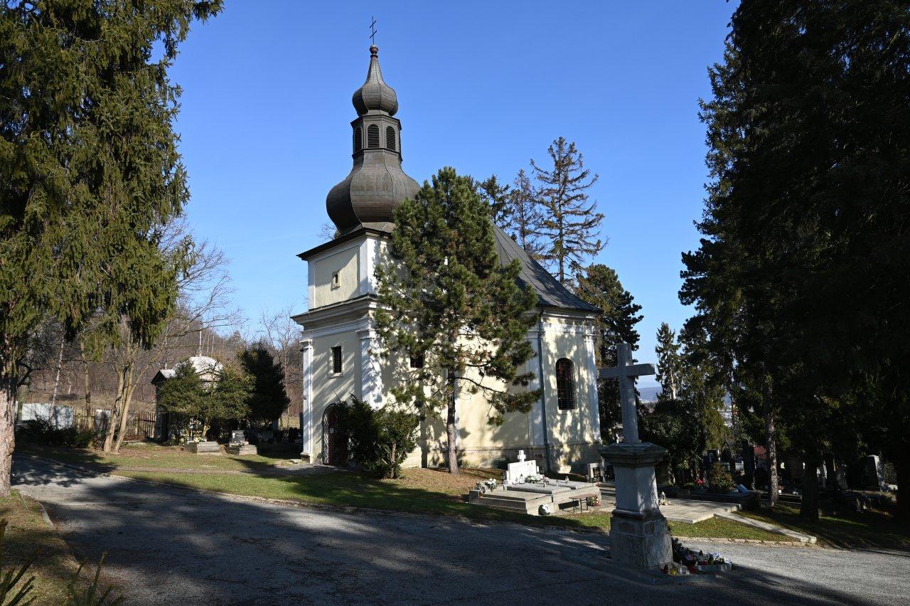 Cintorín Rozália, Košice – 2
