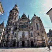 Dom svätej Alžbety v Košiciach, Kam do mesta Košice