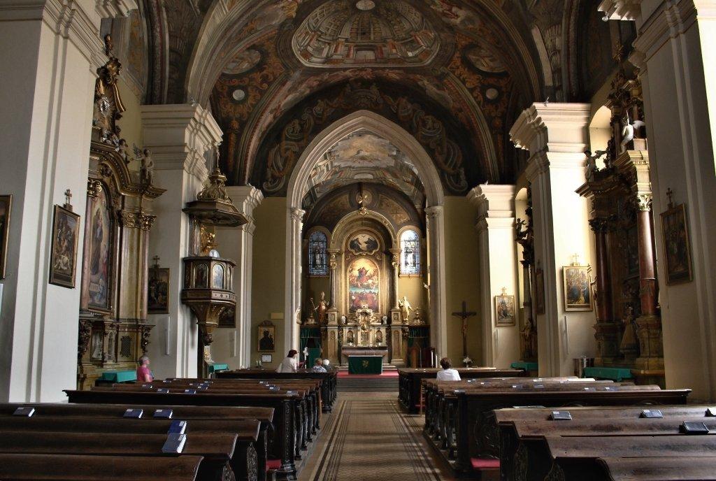Dominikánsky kostol, Kam do mesta Košice
