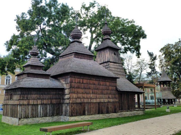 Drevený kostol Kožuchovce - Východoslovenské múzeum Košice, Východné Slovensko