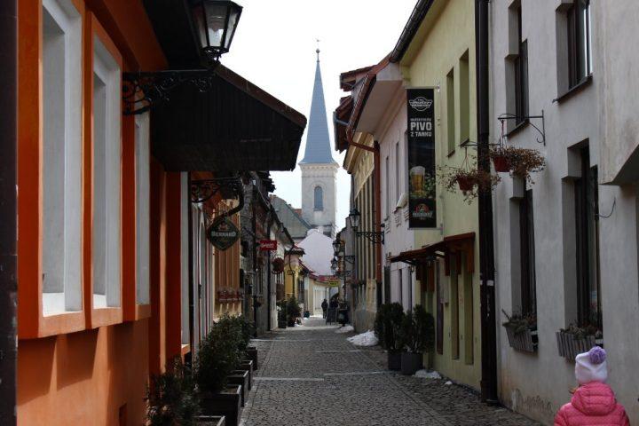 Hrnčiarska ulica, Kam do mesta Košice