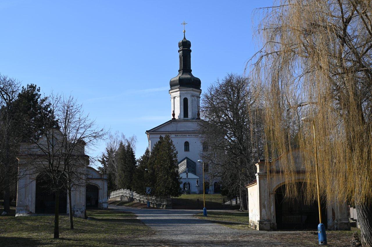 Kalvária Košice 1
