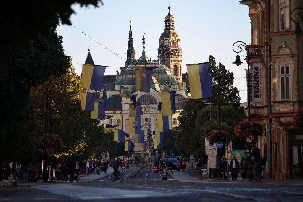 Košice mesto, Kam do mesta Košice