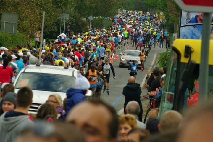 Medzinárodný Maratón Mieru, Kam do mesta Košice