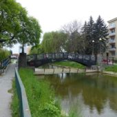 Mlynský náhon Košice 2