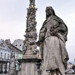 Morový stĺp Immaculata, Kam do mesta Košice