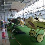 Múzeum letectva, Kam do mesta Košice