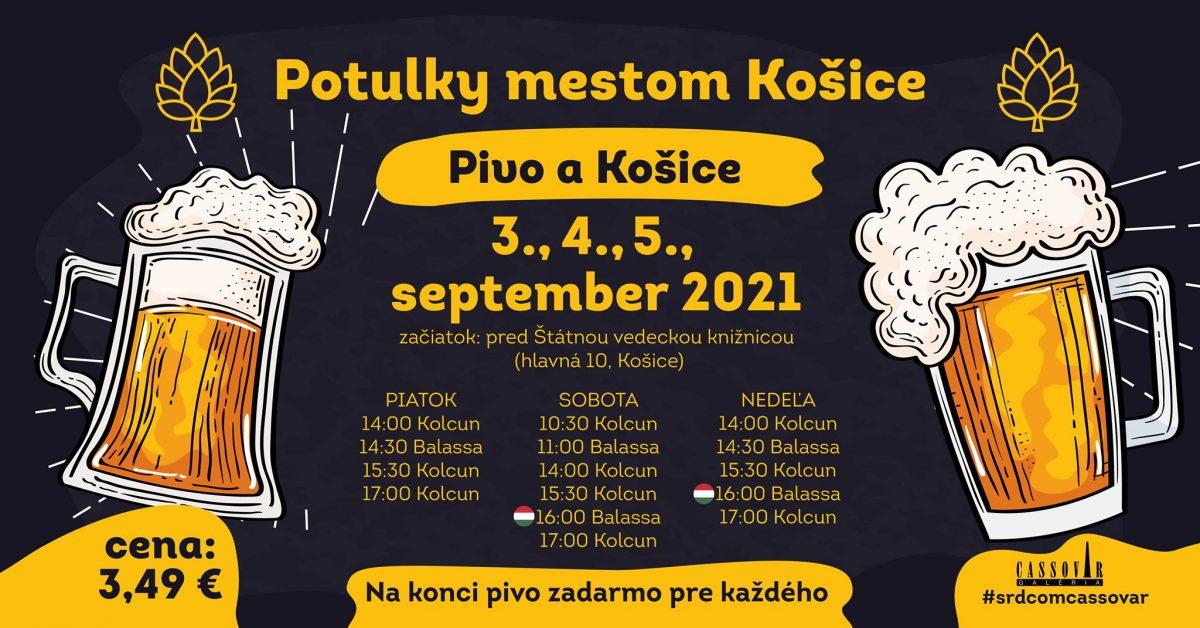 Potulky mestom Košice