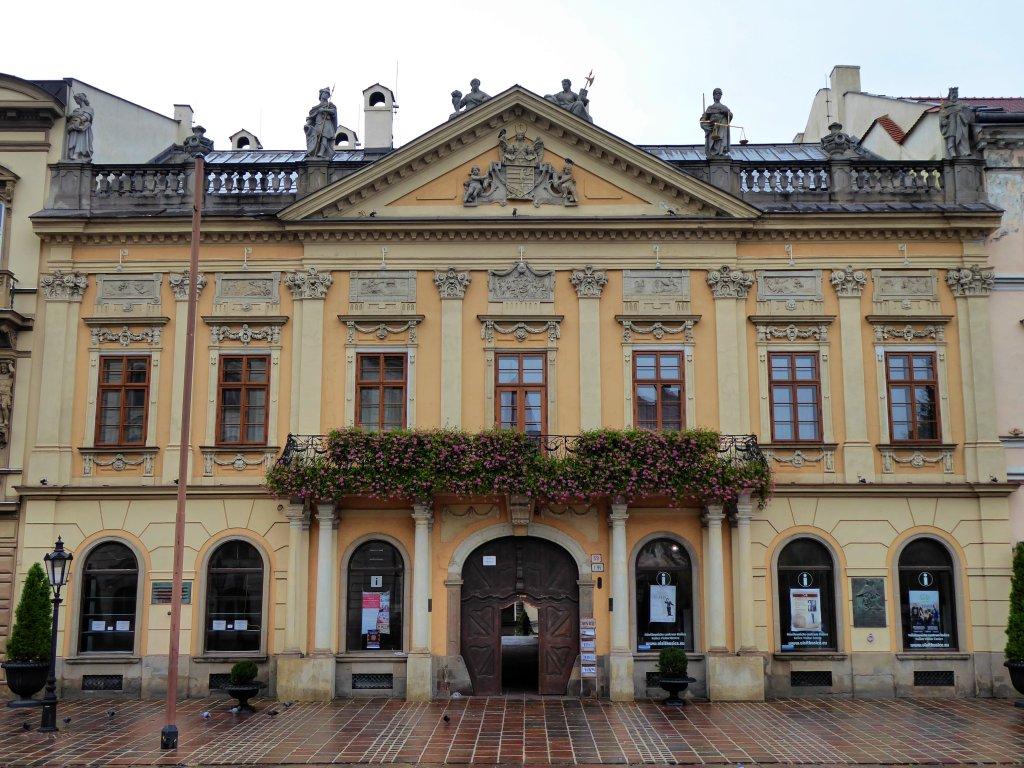 Staromestská radnica, Kam do mesta Košice