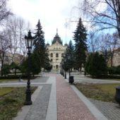 Štátne divadlo, Kam do mesta Košice