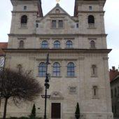 Univerzitný kostol, Kam do mesta Košice