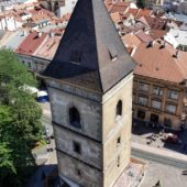 Urbanova veža, Kam do mesta Košice