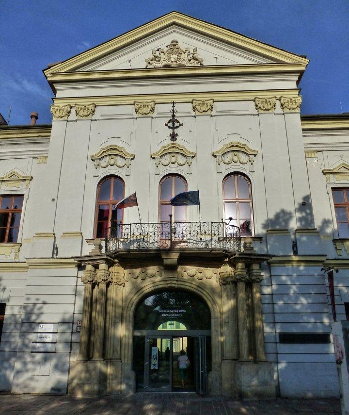 Východoslovenská galéria, Kam do mesta Košice
