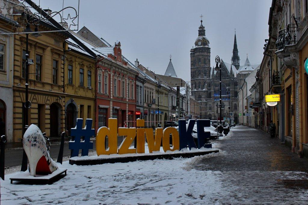 #dzivoke, Kam do mesta Košice