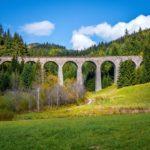Chmarošský viadukt - Ľadový expres 2019