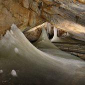 Dobšinská ľadová jaskyňa, Ľadový expres - 1