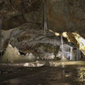 Dobšinská ľadová jaskyňa, Ľadový expres - 5