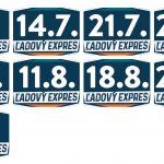 Ľadový expres - dátumy 2018