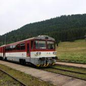 Ľadový expres, vlak v Stratenej