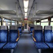 Ľadový expres, vlak v Stratenej 2