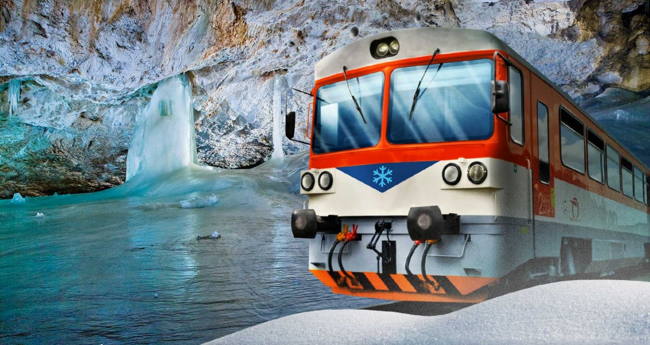 Ľadový expres 2019
