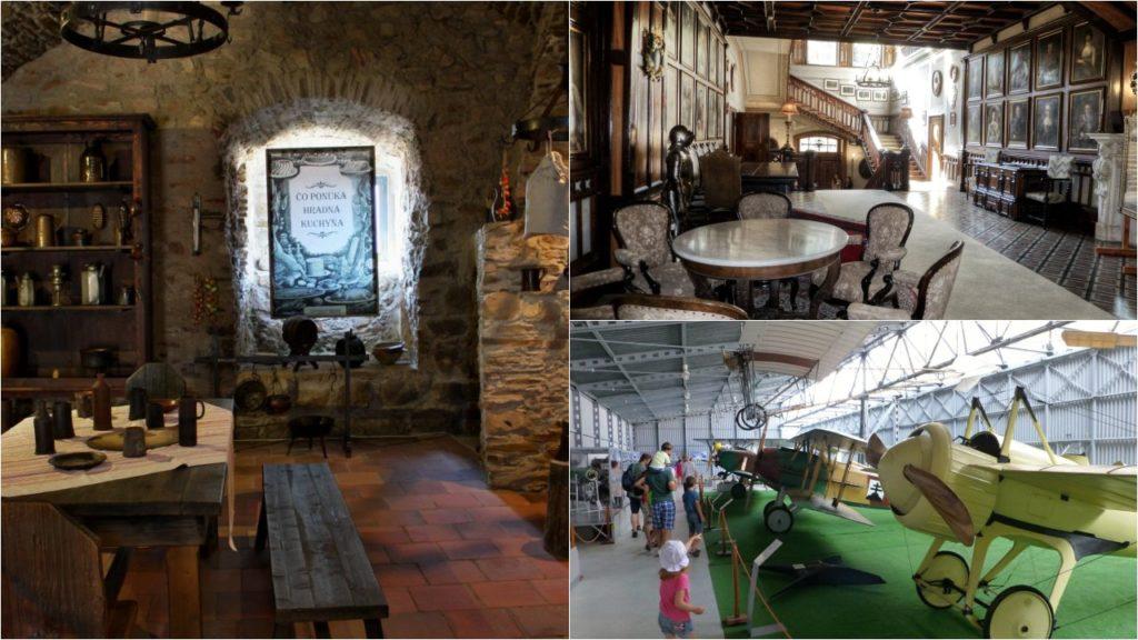 Múzeá a galérie otvorené každú prvú nedeľu v mesiaci zdarma, Slovensko
