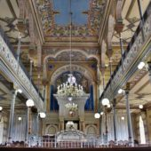 Slovenské národné múzeum – Múzeum židovskej kultúry - Synagóga v Prešove