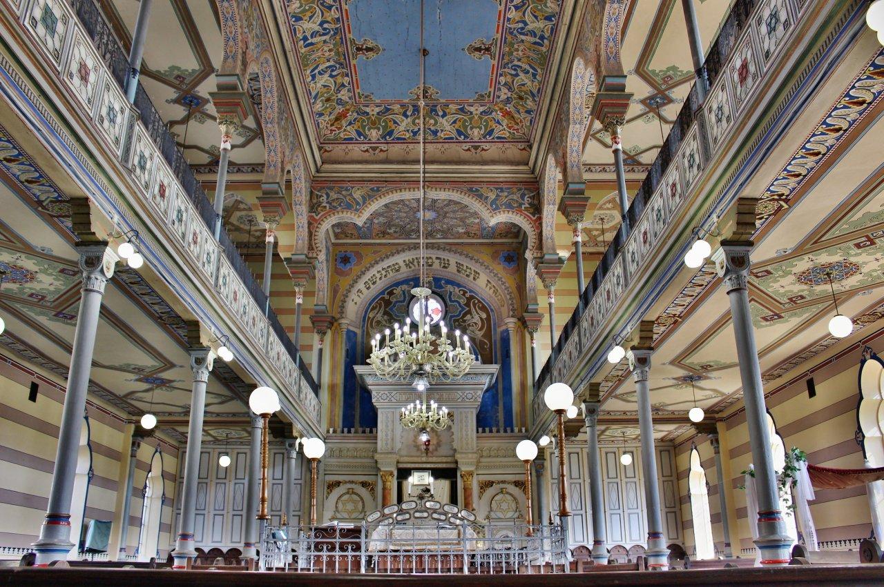 Slovenské národné múzeum – Múzeum židovskej kultúry – Synagóga v Prešove