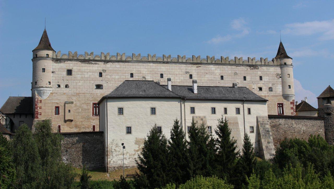 Zvolenský hrad, Múzeá a galérie otvorené každú prvú nedeľu v mesiaci zdarma, Slovensko